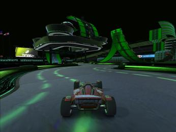 TrackMania Nations 'Matrix Mod' - by Red Alert